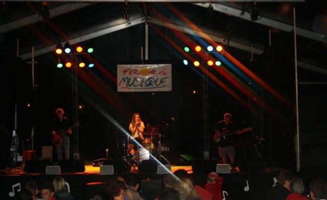 Coupe de coeur 2012 : Marion Pasquier et son Band