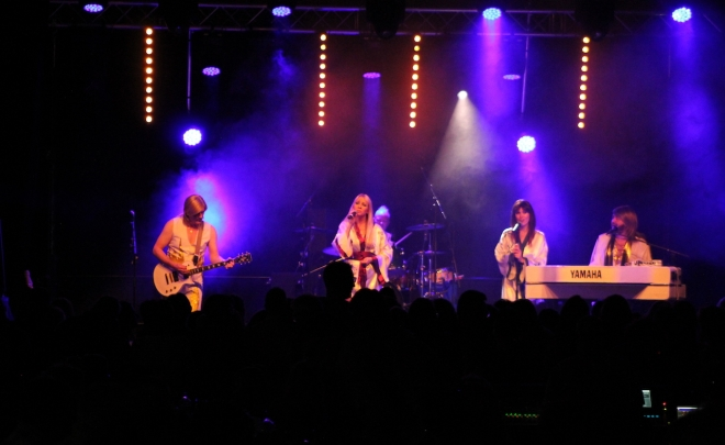 Solid'Air Night 2019 : Concert ABBA Tribute